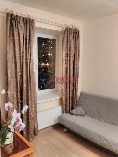 1-комнатная квартира (36м2) на продажу по адресу Кудрово дер., Ленинградская ул., 9— фото 4 из 13
