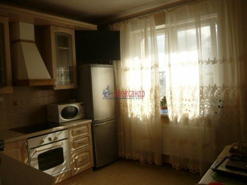 1-комнатная квартира (46м2) на продажу по адресу Науки пр., 17— фото 5 из 18