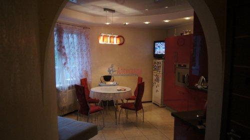 3-комнатная квартира (100м2) на продажу по адресу Науки пр., 17— фото 2 из 10