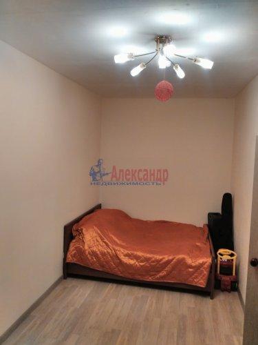 1-комнатная квартира (36м2) на продажу по адресу Кудрово дер., Ленинградская ул., 9— фото 5 из 13