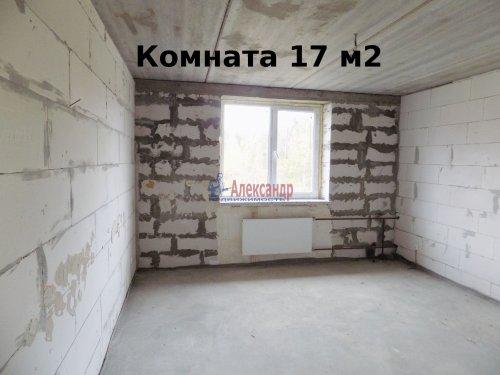 2-комнатная квартира (48м2) на продажу по адресу Выборг г., Сайменское шос., 30 б— фото 3 из 10