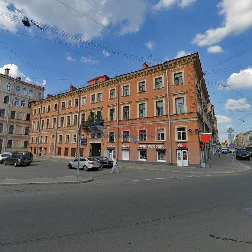 3-комнатная квартира (79м2) на продажу по адресу Садовая ул., 91— фото 10 из 11