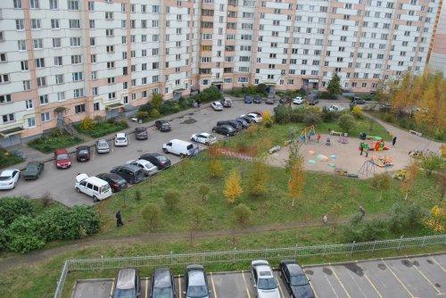1-комнатная квартира (41м2) на продажу по адресу Шушары пос., Пушкинская ул., 3— фото 6 из 15