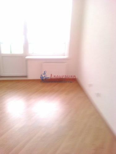1-комнатная квартира (27м2) на продажу по адресу Мурино пос., 11— фото 2 из 2