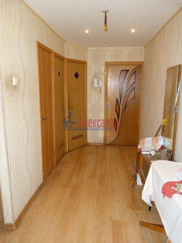 3-комнатная квартира (75м2) на продажу по адресу Пискаревский пр., 52— фото 3 из 9