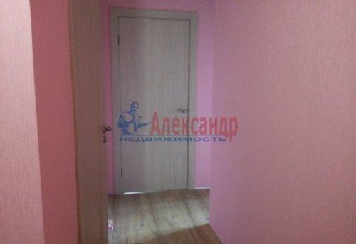 1-комнатная квартира (36м2) на продажу по адресу Мурино пос., Авиаторов Балтики пр., 3— фото 7 из 7