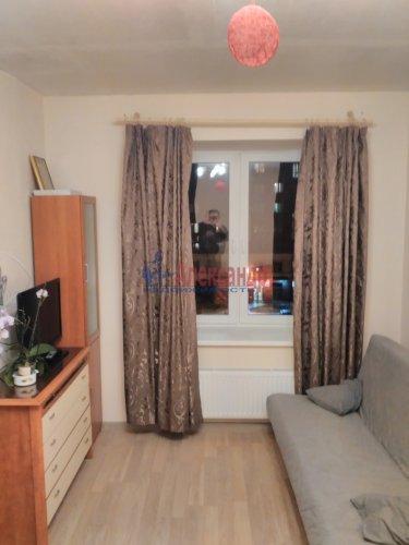 1-комнатная квартира (36м2) на продажу по адресу Кудрово дер., Ленинградская ул., 9— фото 6 из 13