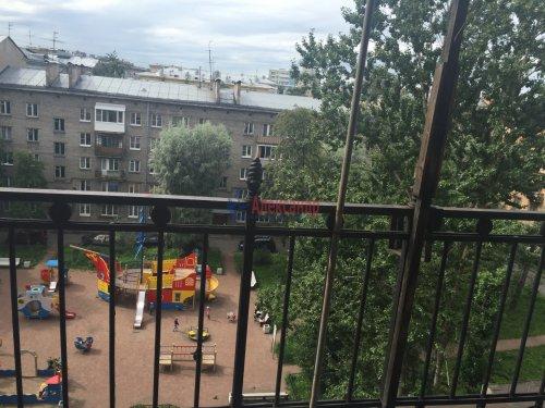 Комната в 3-комнатной квартире (89м2) на продажу по адресу Краснопутиловская ул., 25— фото 11 из 13