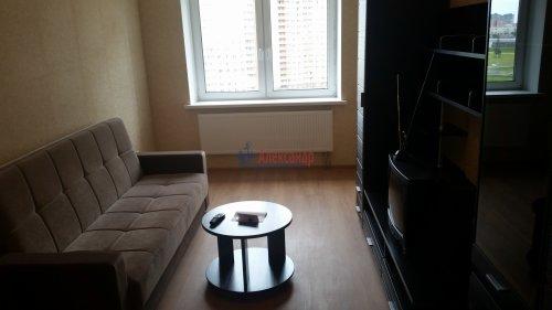 1-комнатная квартира (37м2) на продажу по адресу Мурино пос., Новая ул., 7— фото 7 из 15
