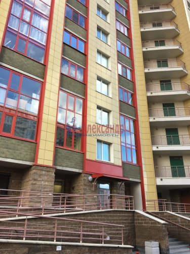 3-комнатная квартира (86м2) на продажу по адресу Пулковское шос., 38— фото 1 из 25