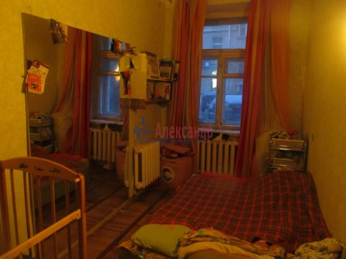 2-комнатная квартира (44м2) на продажу по адресу Измайловский пр., 18— фото 4 из 6