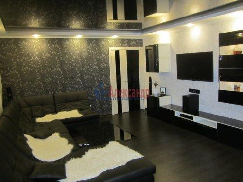 3-комнатная квартира (88м2) на продажу по адресу Лыжный пер., 4— фото 1 из 18