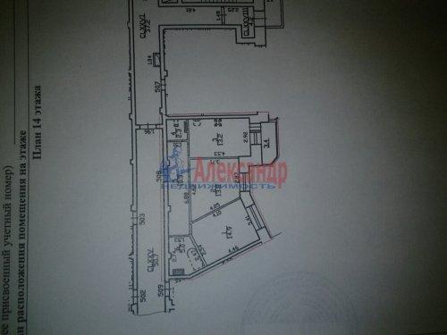 2-комнатная квартира (60м2) на продажу по адресу Беринга ул., 23— фото 5 из 14