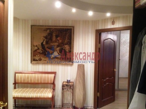 3-комнатная квартира (90м2) на продажу по адресу Всеволожск г., Колтушское шос., 44— фото 7 из 7