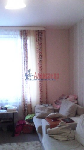 1-комнатная квартира (38м2) на продажу по адресу Туристская ул., 30— фото 1 из 7