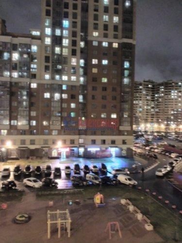 1-комнатная квартира (36м2) на продажу по адресу Кудрово дер., Ленинградская ул., 9— фото 7 из 13