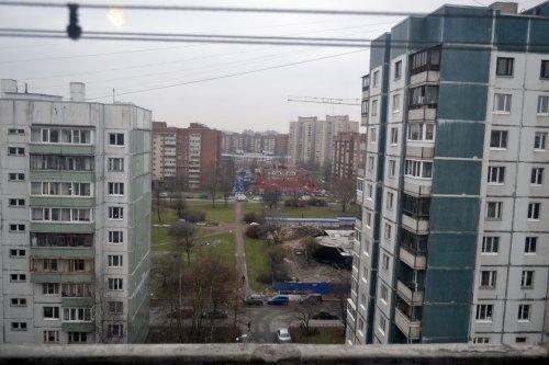 1-комнатная квартира (45м2) на продажу по адресу Долгоозерная ул., 4— фото 8 из 14