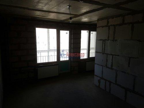3-комнатная квартира (88м2) на продажу по адресу Янино 1-е дер., Кольцевая ул., 8— фото 6 из 11