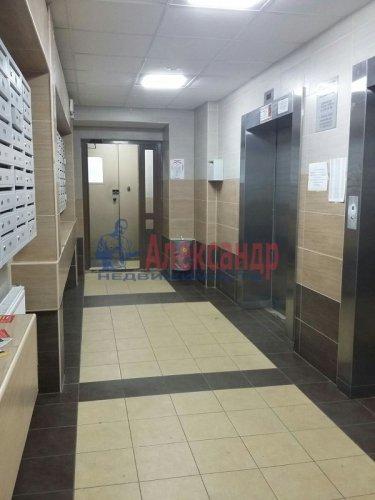 1-комнатная квартира (36м2) на продажу по адресу Есенина ул., 1— фото 22 из 24