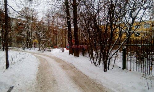 1-комнатная квартира (30м2) на продажу по адресу Пушкин г., Железнодорожная ул., 22— фото 1 из 7
