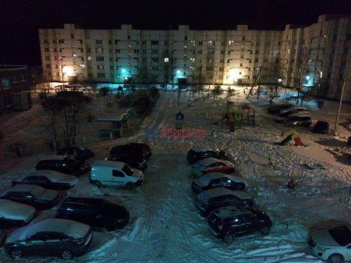 1-комнатная квартира (39м2) на продажу по адресу Синявино 1-е пгт., Кравченко ул., 18— фото 8 из 8