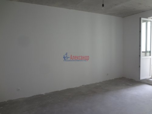 2-комнатная квартира (60м2) на продажу по адресу Мурино пос., Охтинская аллея, 14— фото 10 из 17