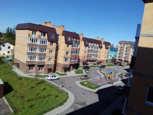 3-комнатная квартира (80м2) на продажу по адресу Всеволожск г., Христиновский пр., 83— фото 1 из 3
