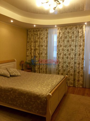 2-комнатная квартира (95м2) на продажу по адресу Наставников пр., 19— фото 3 из 20