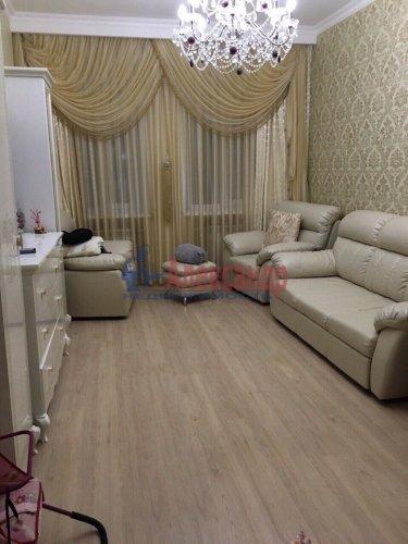 2-комнатная квартира (54м2) на продажу по адресу Стрельна г., Слободская ул., 4— фото 1 из 20