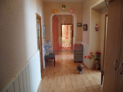 4-комнатная квартира (117м2) на продажу по адресу Выборг г., Вокзальная ул., 13— фото 14 из 22
