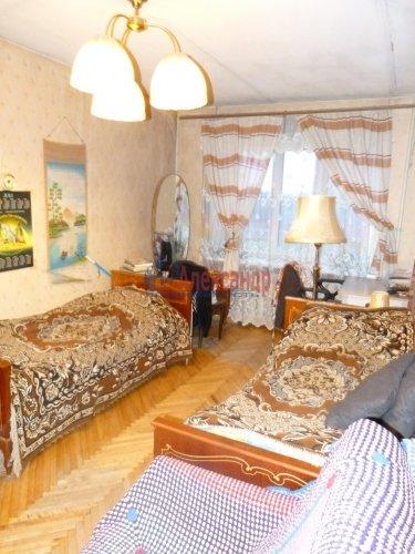 3-комнатная квартира (75м2) на продажу по адресу Пискаревский пр., 52— фото 4 из 9
