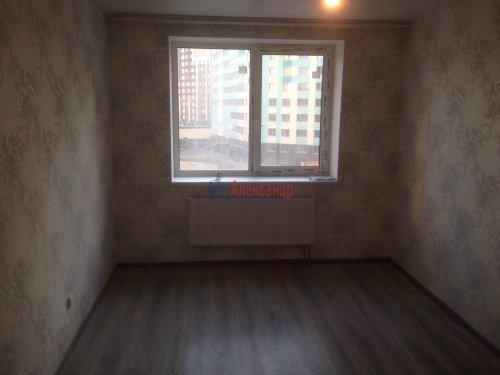 1-комнатная квартира (35м2) на продажу по адресу Кудрово дер., Европейский просп., 14— фото 3 из 5