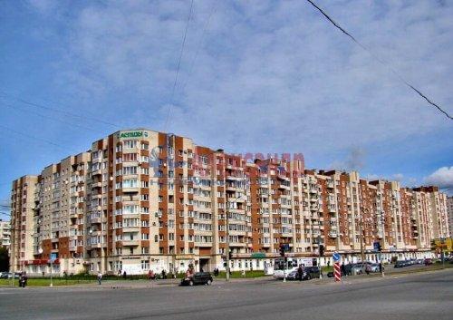 1-комнатная квартира (37м2) на продажу по адресу Коллонтай ул., 28— фото 4 из 10
