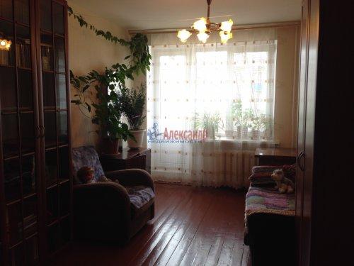 3-комнатная квартира (56м2) на продажу по адресу Парголово пос., 1 Мая ул., 91— фото 2 из 12
