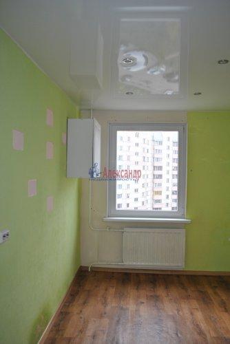 1-комнатная квартира (41м2) на продажу по адресу Шушары пос., Пушкинская ул., 3— фото 7 из 15