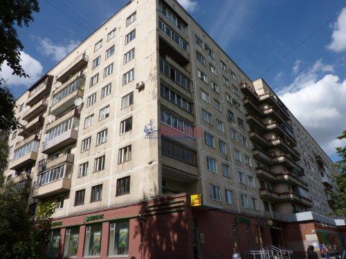 2-комнатная квартира (46м2) на продажу по адресу Культуры пр., 12— фото 10 из 24