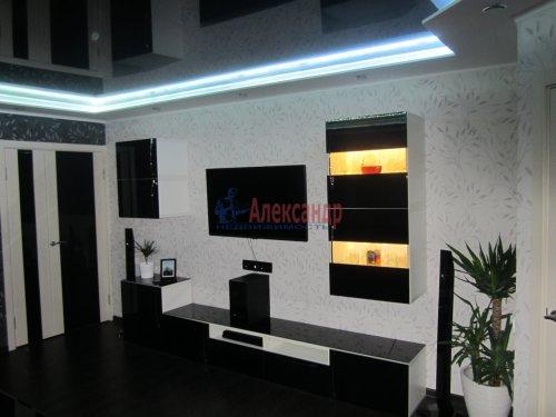 3-комнатная квартира (88м2) на продажу по адресу Лыжный пер., 4— фото 5 из 18