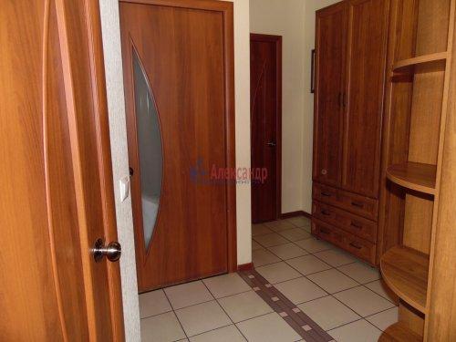1-комнатная квартира (41м2) на продажу по адресу Космонавтов просп., 61— фото 2 из 10