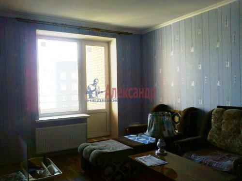 1-комнатная квартира (47м2) на продажу по адресу Синявино 1-е пгт., Кравченко ул., 11— фото 6 из 18