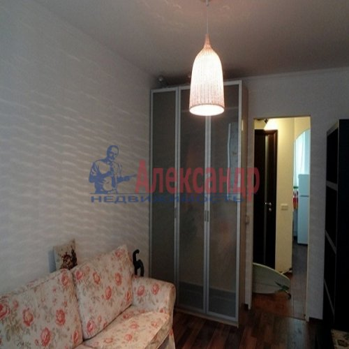 1-комнатная квартира (30м2) на продажу по адресу Лужская ул., 16— фото 4 из 6