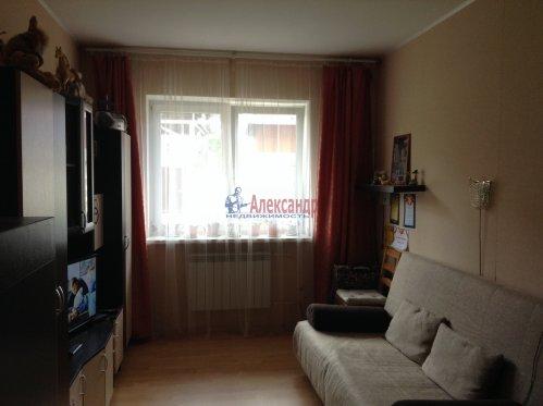 1-комнатная квартира (39м2) на продажу по адресу Токсово пгт., Школьный пер., 10— фото 2 из 9