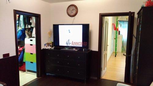3-комнатная квартира (69м2) на продажу по адресу Сестрорецк г., Инструментальщиков ул., 15— фото 8 из 10