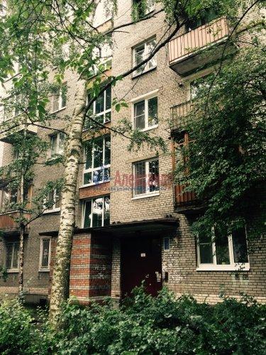 1-комнатная квартира (30м2) на продажу по адресу Народного Ополчения пр., 141— фото 12 из 13