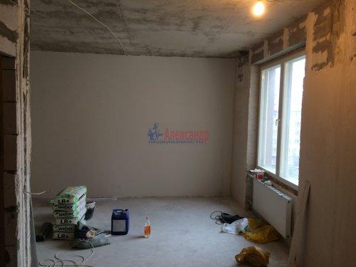 2-комнатная квартира (66м2) на продажу по адресу Всеволожск г., Центральная ул., 8— фото 1 из 12