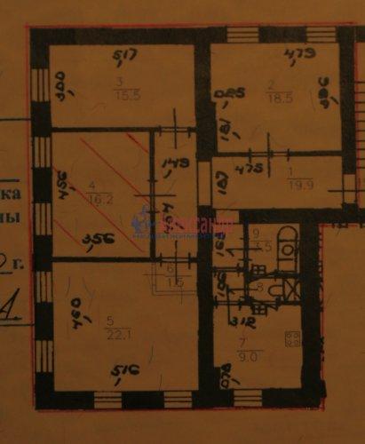 4-комнатная квартира (107м2) на продажу по адресу Коммуны ул., 52— фото 2 из 5