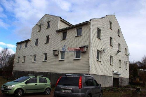 2-комнатная квартира (71м2) на продажу по адресу Кальтино дер., Песочная ул., 28— фото 1 из 8