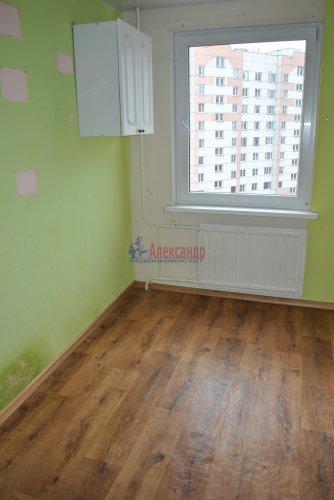 1-комнатная квартира (41м2) на продажу по адресу Шушары пос., Пушкинская ул., 3— фото 9 из 15