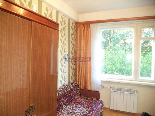 3-комнатная квартира (59м2) на продажу по адресу Луначарского пр., 33— фото 1 из 15