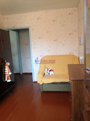 3-комнатная квартира (56м2) на продажу по адресу Парголово пос., 1 Мая ул., 91— фото 5 из 12
