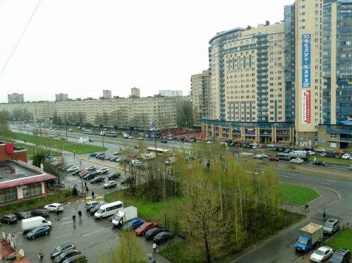 1-комнатная квартира (37м2) на продажу по адресу Коллонтай ул., 28— фото 8 из 10